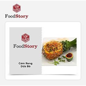 Food Story - Cơm Rang Dứa Bò
