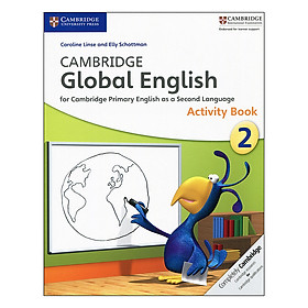 Cambridge Global English Stage 2: Activity Book