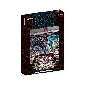 Hộp Bài Sưu Tập YugiOh! Dragons of Legend: The Complete Series - Chính Hãng Konami - Nhập Khẩu từ Anh
