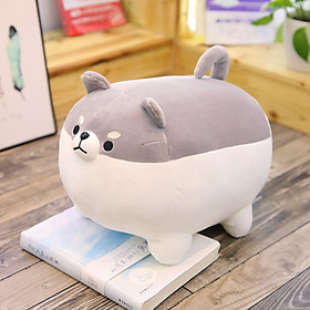 Cute Shiba Dog Plush Toy Stuffed Cotton Soft Pillow Children Gifts
