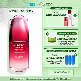 Tinh chất truyền năng lượng Shiseido Ultimune Power Infusing Concentrate N 50ml