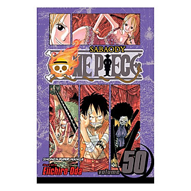 One Piece 50 - Tiếng Anh