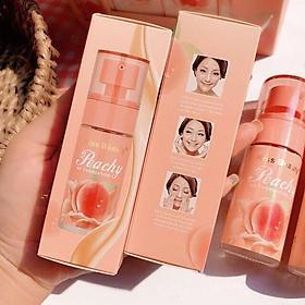 Kem nền che khuyết điểm Kiss Beauty Peach BB Foundation 50ml-3