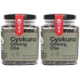 Trà Olong Thượng Hạng Gyokuro 2 hộp x 100g - The Kaffeine