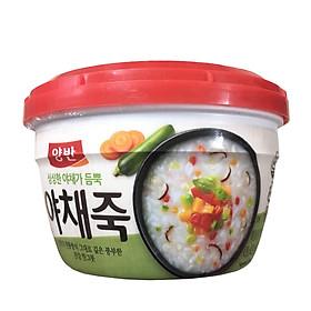 Cháo Rau Củ Ăn Liền Dongwon Hàn Quốc 285 Gram