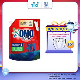 Túi Nước Giặt Omo Matic Cửa Trên (4.0Kg)