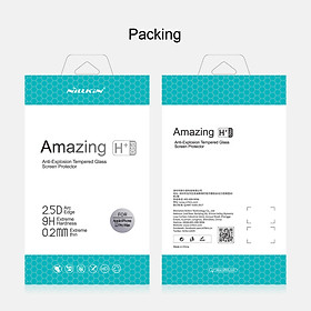 Kính cường lực iPhone 12 Pro Max/ 12 Pro/ 12/ 12 Mini Nillkin Amazing H+ Pro - hàng nhập khẩu