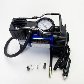 Máy bơm mini chuyên dụng 120W - Máy bơm lốp ô tô-xe máy DC12V