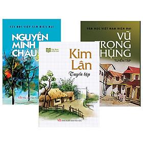 Combo Danh tác Văn học Việt Nam 3 (Kim Lân, Vũ Trọng Phụng, Nguyễn Minh Châu Tuyển tập)