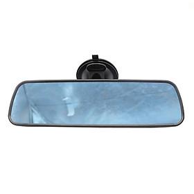 Wide Angle Lens Car Interior Rear View Mirror Reverse Backup Monitor