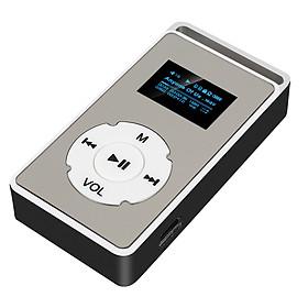 Máy Nghe Nhạc MP3 Đầu Cắm USB Màn Hình Mini (1.01 Inch)