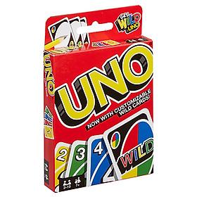 Trò Chơi Trí Tuệ Uno Mattel Games W2085