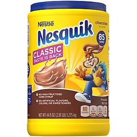 Bột Ca Cao Nesttle Nestquik hương vị Chocolate - Hàng Nhập Khẩu USA (mẫu mới 2020)