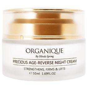 Kem Chống Lão Hóa Ban Đêm Organique Precious Age-Reverse Night Cream SP-OAC-003171 (50ml)