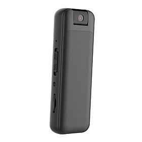 Mini 1080P HD Mini Body Camera Pocket Video Spy Hidden Camcorder 180 Degree