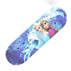 Ván Trượt Cho Các Bé Gái - Hình Elsa