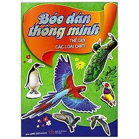 Bóc Dán Thông Minh - Thế Giới Các Loài Chim