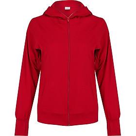 Áo khoác thoát nhiệt Nhật Bản Goking, vải thun 100% cotton mỏng nhẹ thoáng mát, thấm hút mồ hôi