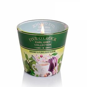 Ly nến thơm Bartek Candles BAT0556 Five O'clock 115g (Hương trà cam)