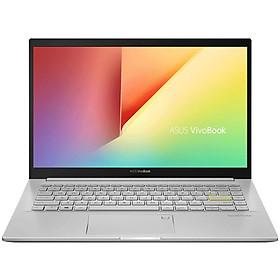 Laptop Asus VivoBook M413IA-EK338T (R5-4500U/ 8GB DDR4 2666MHz/ 512GB SSD M.2 PCIE G3X2/ 14 FHD/ Win10) - Hàng Chính Hãng