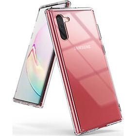 Ốp Lưng Chống Sốc Ringke Fusion cho Galaxy Note 10 series - Hàng nhập khẩu