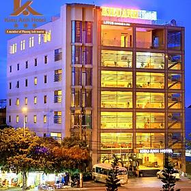 Kiều Anh Hotel 3* Vũng Tàu - Ưu đãi trong tuần (CN - T5), giá mùa cao điểm - Khách sạn sát biển, bữa sáng miễn phí