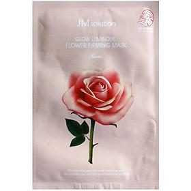 Mặt Nạ JM Solution Glow Luminous Flower Firming Mask (30ml)