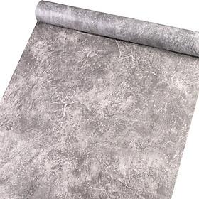 10m giấy dán tường giả xi măng C0089