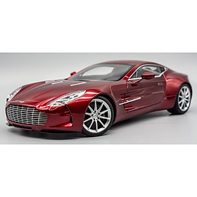 Xe Mô Hình Aston Martin One 77 1:18 Autoart - 70245 (Đỏ)