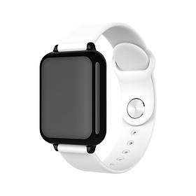 LEMFO B57 Smart Watch 1.3'' 240*240 IPS Screen Smart Bracelet BT4.0 Fitness Heart Rate Blood Pressure Blood Oxygen