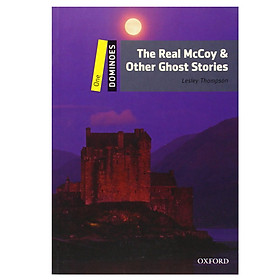 Dominoes 1 : The Real McCoy and Other Ghost Stories (Second Edition)