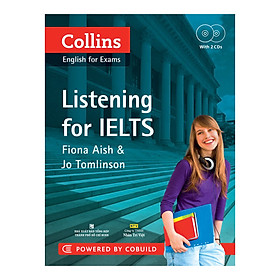Collins - Listening For IELTS (Kèm 2 CD Hoặc File MP3)