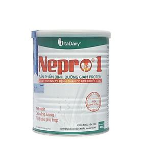 Sữa Bột Dinh Dưỡng Nepro 1 400g (Dành Cho Người Bệnh Thận)
