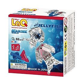Đồ Chơi Đố Trí LaQ Marine World Mini Jellyfish