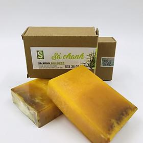 Xà bông Sinh Dược Sả chanh (100 gram) - Hương thơm tự nhiên
