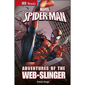 DK Reads: Marvel's Spider-Man Adventures of the Web-Slinger