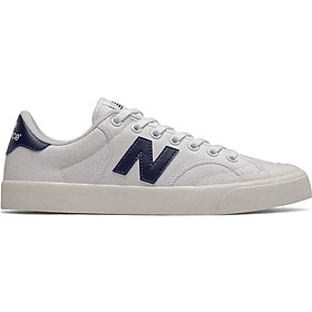 Giày Thể Thao Nam New Balance PROCTSENV PRO COURT (Trắng phối xanh dương) Màu Trắng phối xanh dương
