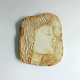 Phù điêu treo tường Cleopatra
