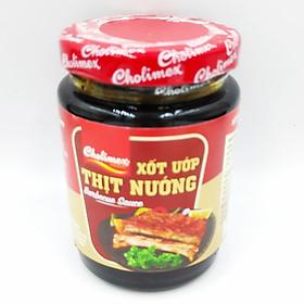 Xốt Ướp Thịt Nướng Cholimex Lọ 200g (Bao Bì Mới)
