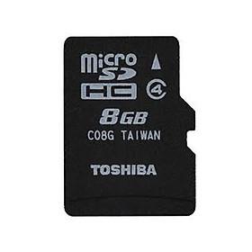 Thẻ nhớ 8GB chính hãng của Toshiba