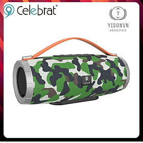 Loa bluetooth không dây YISON & Celebrat SP-6  loa thông minh , siêu trầm ngoài trời _Hàng chính hãng