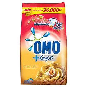 Bột Giặt OMO Comfort Tinh Dầu Thơm 4kg