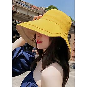 Mũ Nón Chống Nắng 2 Mặt Xuất Nhật, Chống Tia UV 99% - UPF 50+