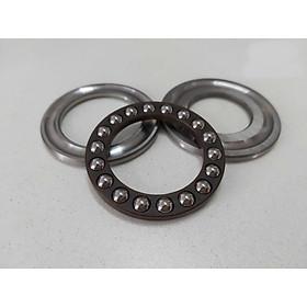 Bộ vòng bi chao máy rửa xe cao áp - bạc đạn kích thước 55x28x12(mm)