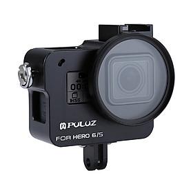 Hình đại diện sản phẩm Khung viền kim loại cho GoPro New Hero / 5 / 6 / 7 Puluz