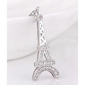 Dây chuyền bạc hình tháp Eiffel