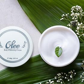 Kem dưỡng trắng body Olee