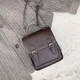 Balo mini Micocah phong cách vintage dành cho nữ sinh hoặc công sở