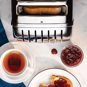 Máy Nướng Bánh Mì Dualit 3 Ngăn Model 30097 3 Slice Vario Toaster - nhập khẩu chính hãng từ Anh