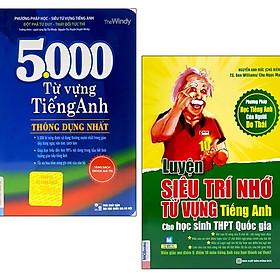 Bộ Sách Làm Chủ 5000 Từ Vựng Tiếng Anh Cho Học Sinh THPT (Bộ 2 Cuốn)